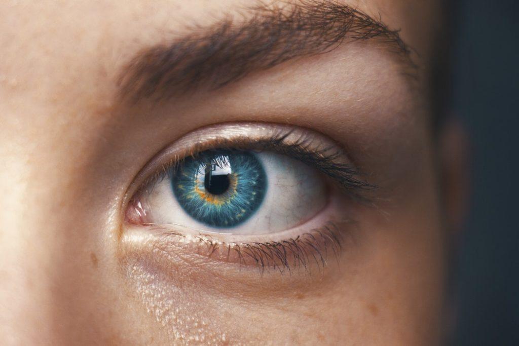 Дисплей компютърна система увреди очите ви?