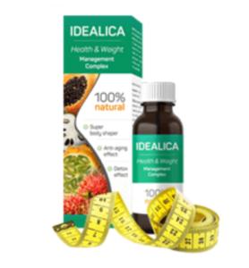 Idealica - как се използва? Как се приема? Дозировка