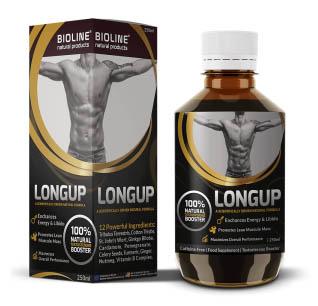 LongUp - как се използва? Как се приема? Дозировка