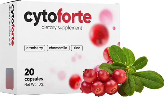 Cyto Forte - как се използва? Как се приема? Дозировка