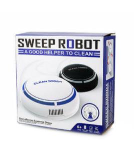 Sweep Robot - как се използва? Как се приема?