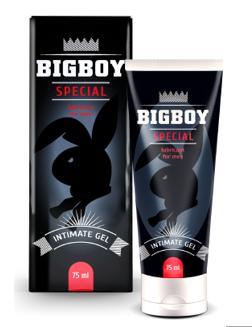 Bigboy Gel - Дозировка - как се използва Как се приема