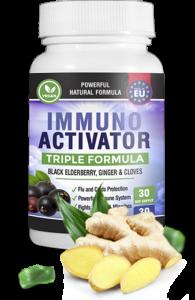 Immuno Activator - Дозировка - как се използва? Как се приема?