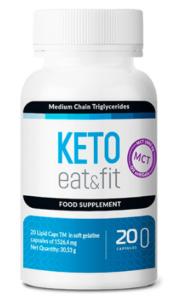 Keto Eat&Fit - Как се приема как се използва Дозировка