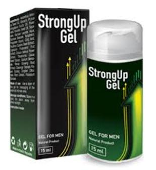 StrongUp Gel - Дозировка как се използва Как се приема