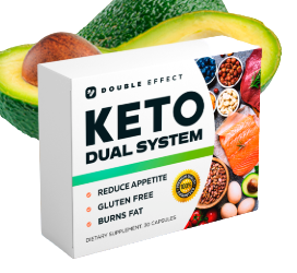 Keto Dual System - как се използва? Дозировка Как се приема?