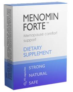 Menomin Forte - как се използва Дозировка Как се приема