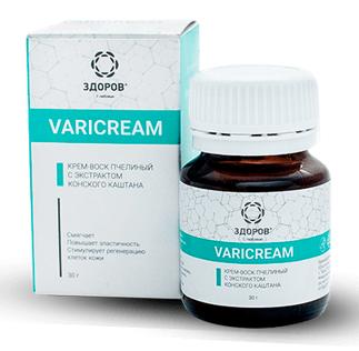 Varicream - как се използва Дозировка Как се приема